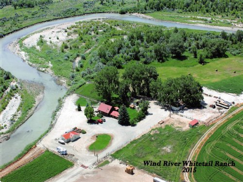 Wind River Cabin : Kinnear : Fremont County : Wyoming
