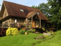 Horse Farm With Barn & Guest House