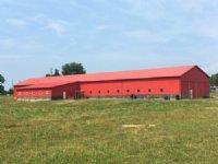 3+ Acres W/ 200x42 Horse Barn