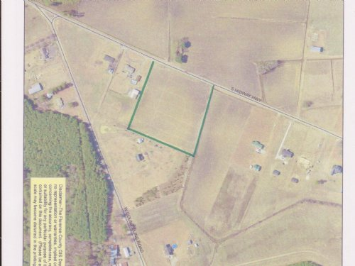 5 Ac Home Site : Johnsonville : Florence County : South Carolina