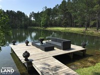 Jeff Hamilton Lake & Home Tract : Mobile : Mobile County : Alabama