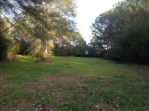 J.S. King Road 123308 : Franklinton : Washington Parish : Louisiana