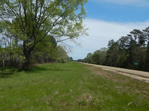Dean Griner Road 125590 : Columbia : Marion County : Mississippi