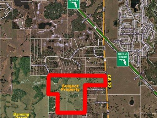 Banning Ranch Pud : Leesburg : Lake County : Florida