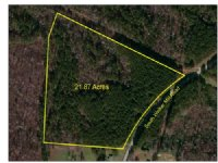 22 Acre Wooded Home Site