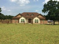 5br/2.5ba Home On 12 Acres