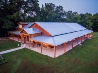 B&b,wedding Barn, House, Pond : Medina : Madison County : Tennessee
