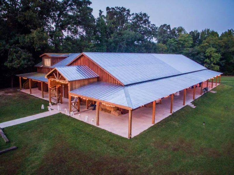 B&b,wedding Barn, House, Pond : Farm for Sale : Medina ...