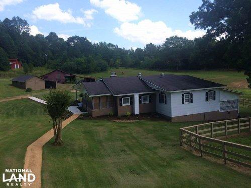 Fayette Mini-Farm : Fayette County : Alabama