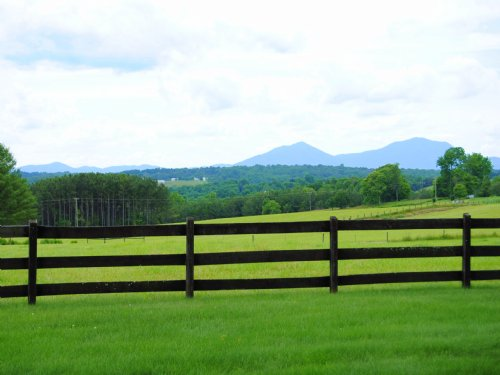 Beautiful 105+/- Acre Farm : Forest : Bedford County : Virginia
