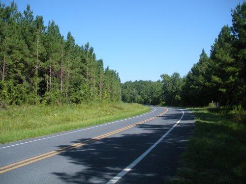 Airport Road : Elizabethtown : Bladen County : North Carolina