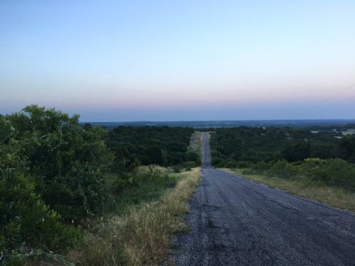 5+ Corner Scenic Lot In Mt. Lakes : Bluff Dale : Erath County : Texas