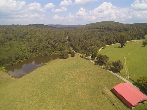 105 Acre Dream Farm : Pikeville : Bledsoe County : Tennessee