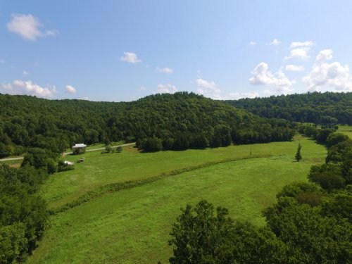 104 Ac Farm Near Tn River : Clifton : Wayne County : Tennessee