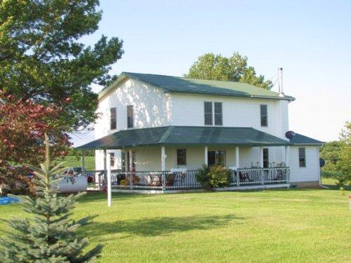 12 Acre Hobby Farm : Boscobel : Crawford County : Wisconsin