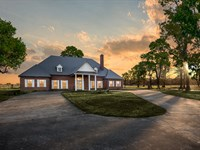Premier Ranch For Sale : Bagwell : Red River County : Texas