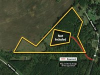 Land. Approx 29.96ac Lot.