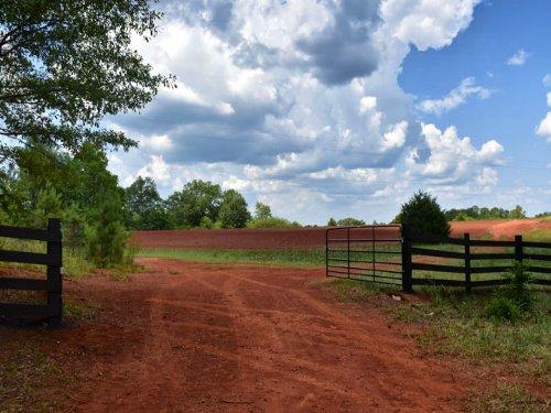 Reed Farm : Lumpkin : Stewart County : Georgia