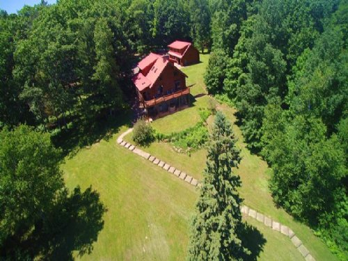Private Estate In New Auburn : New Auburn : Chippewa County : Wisconsin