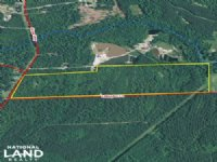 10 Acre Secluded Homesite