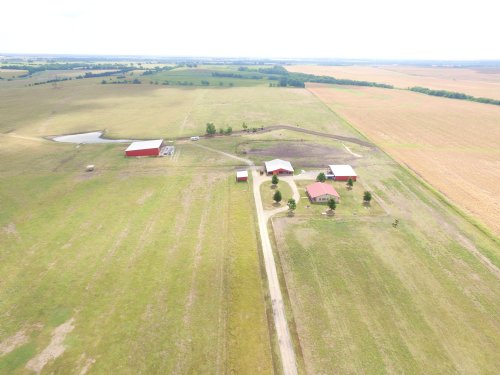 335 Acre Ranch / 30214 : Blossom : Lamar County : Texas