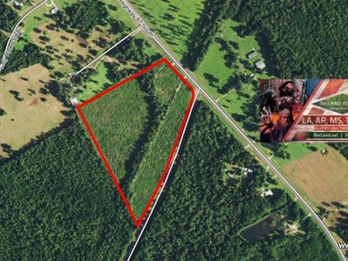 22.8 Ac, Pine Plantation With Nice : Bleakwood : Newton County : Texas