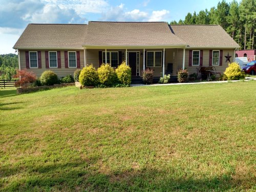 Slice Of Heaven : Farmville : Prince Edward County : Virginia