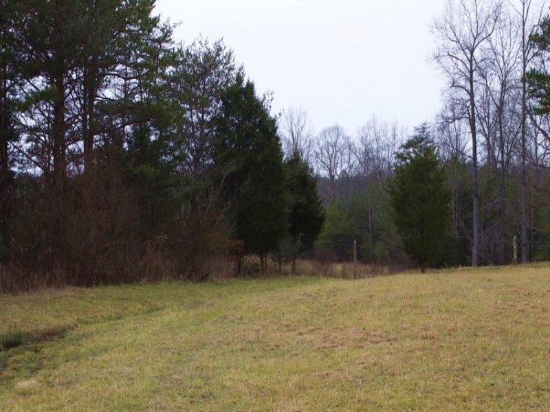 6.64 Acres Majestic Rock Ranch : Mount Vernon : Rockcastle County : Kentucky