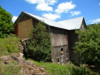 50 Acres With Barn In Bovina, Ny