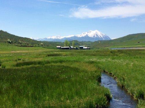 Jeff Gordon's Coulter Valley Ranch : Carbondale : Garfield County : Colorado