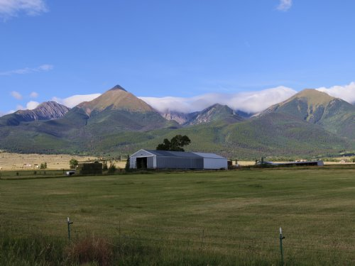 Colorado Mountain Ranch : Westcliffe : Custer County : Colorado