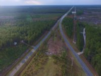 7+ Acre Commercial Opportunity : Folkston : Charlton County : Georgia