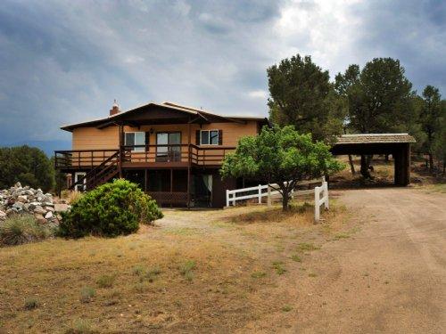 Horse Property - No Covenants : Coaldale : Fremont County : Colorado