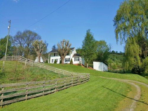 Horse Farm For Sale : Mouth Of Wilson : Grayson County : Virginia
