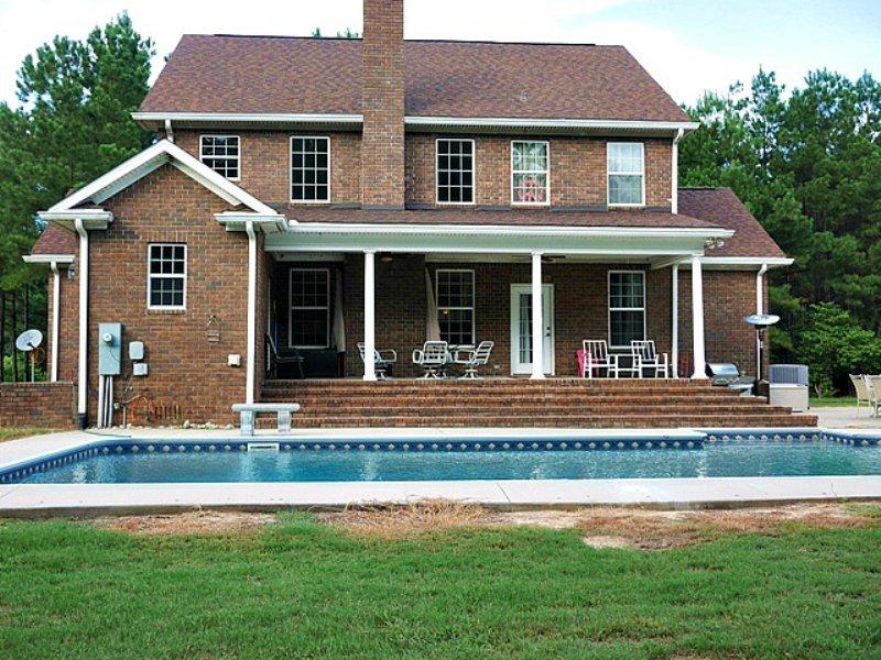 Home And 7 Acres - Winchester Farm : Sylvania : Screven County : Georgia