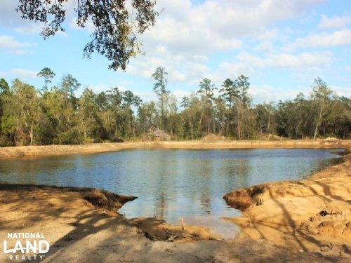 Recreational Getaway : Ludowici : Long County : Georgia