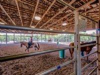 18 Ac Equestrian Property W/ Creek