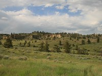 240 Acres With Owner Financing : Park City : Stillwater County : Montana