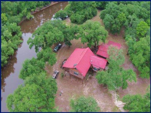 8.19 Acre Ochlocknee Riverfront : Cairo : Grady County : Georgia