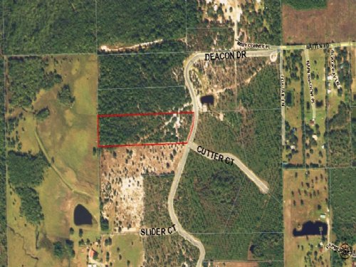 Lot 66- Deep Creek : Bryceville : Nassau County : Florida