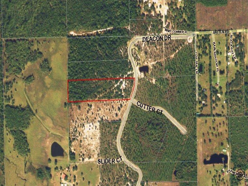Lot 66- Deep Creek : Bryceville : Nassau County : Florida