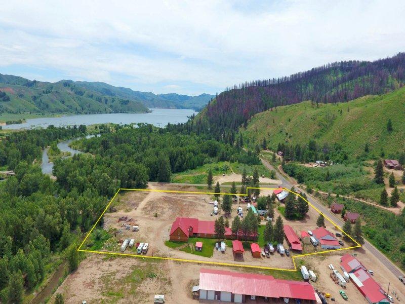 Pine Resort : Pine : Elmore County : Idaho