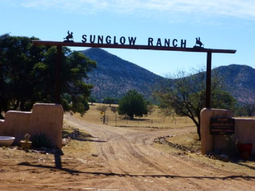 Sunglow Ranch - Cochise County : Pearce : Cochise County : Arizona