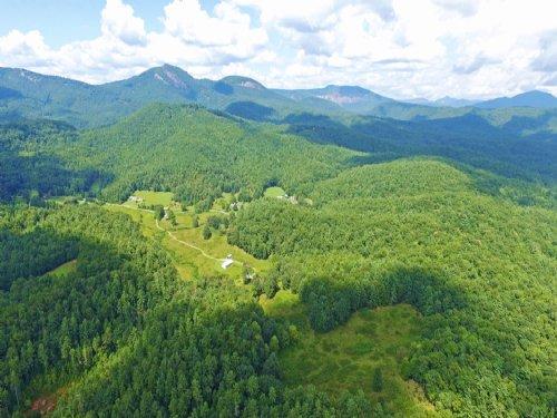 Gorgeous High Elevation Mtn Farm : Clayton : Rabun County : Georgia