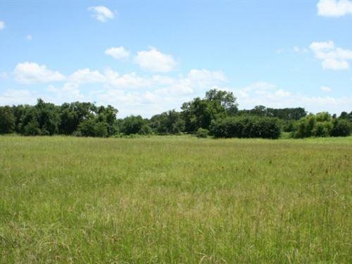 22 Ac Vista Hills : Navasota : Grimes County : Texas