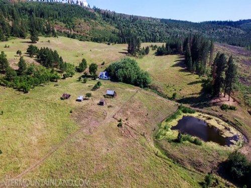 Promise Ranch : Wallowa : Oregon