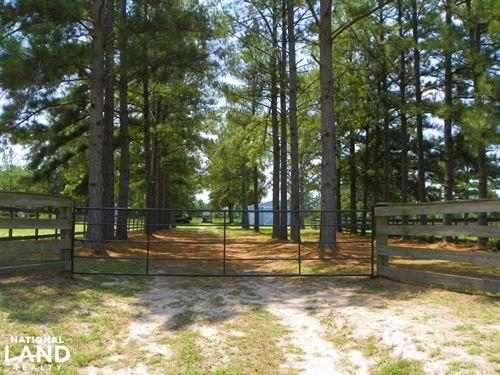 35 Acre Farm/Recreational Tract : Apple Springs : Trinity County : Texas