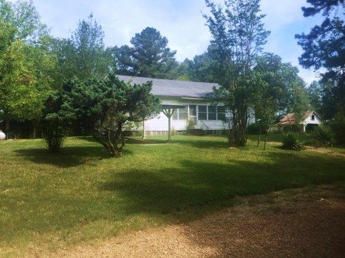 3Bd/1Ba Home On 223 Acres : Sturgis : Oktibbeha County : Mississippi