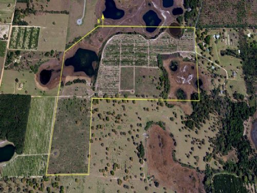 Blue Sink Road Development : Howey In The Hills : Lake County : Florida