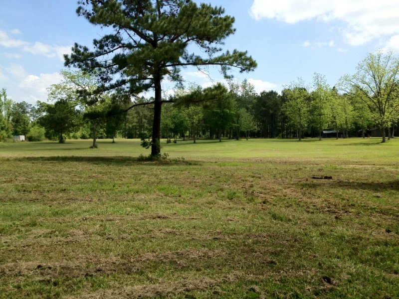 68 Acs W/ House Surrounded By Natl : Lumberton : Lamar County : Mississippi